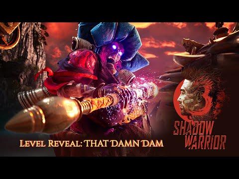 Shadow Warrior 3 - Sneak Peek 'That Damn Dam' Mission