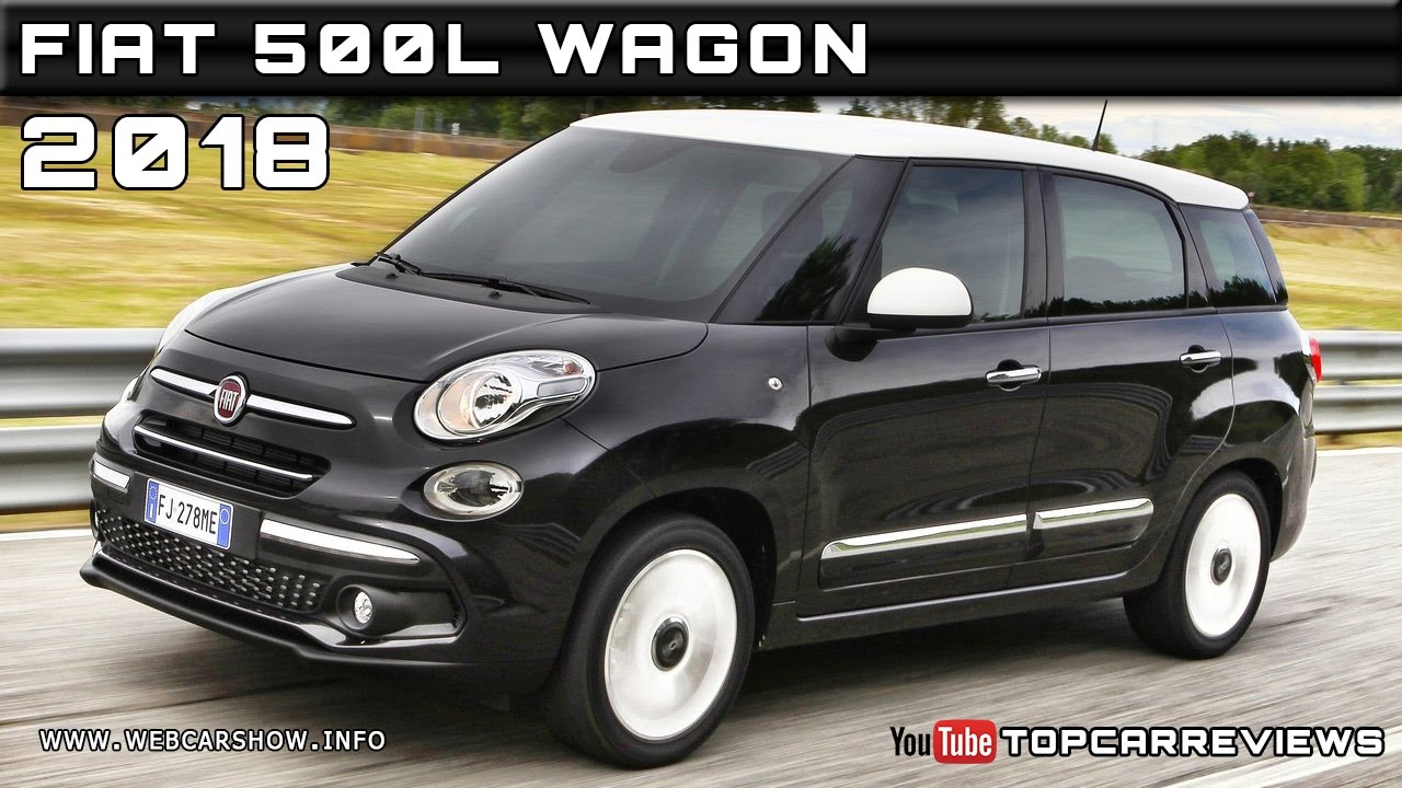 2018 FIAT 500L WAGON Review Rendered Price Specs Release Date