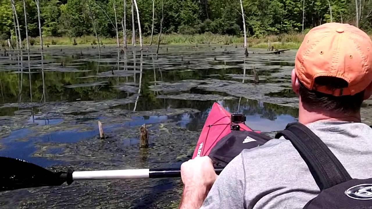Kayak NJ Monksville Reservoir 082215