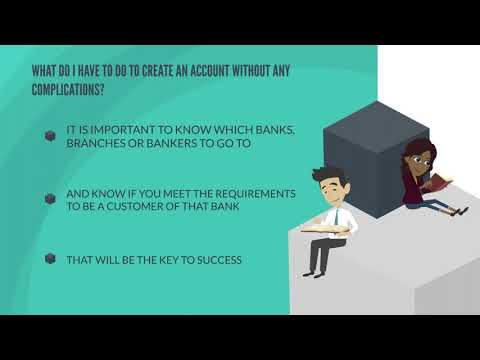 HOW TO OPEN AN OFFSHORE BANK ACCOUNT?