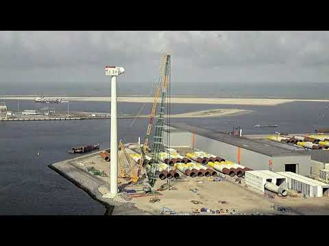 Haliade-X: el mayor aerogenerador del mundo