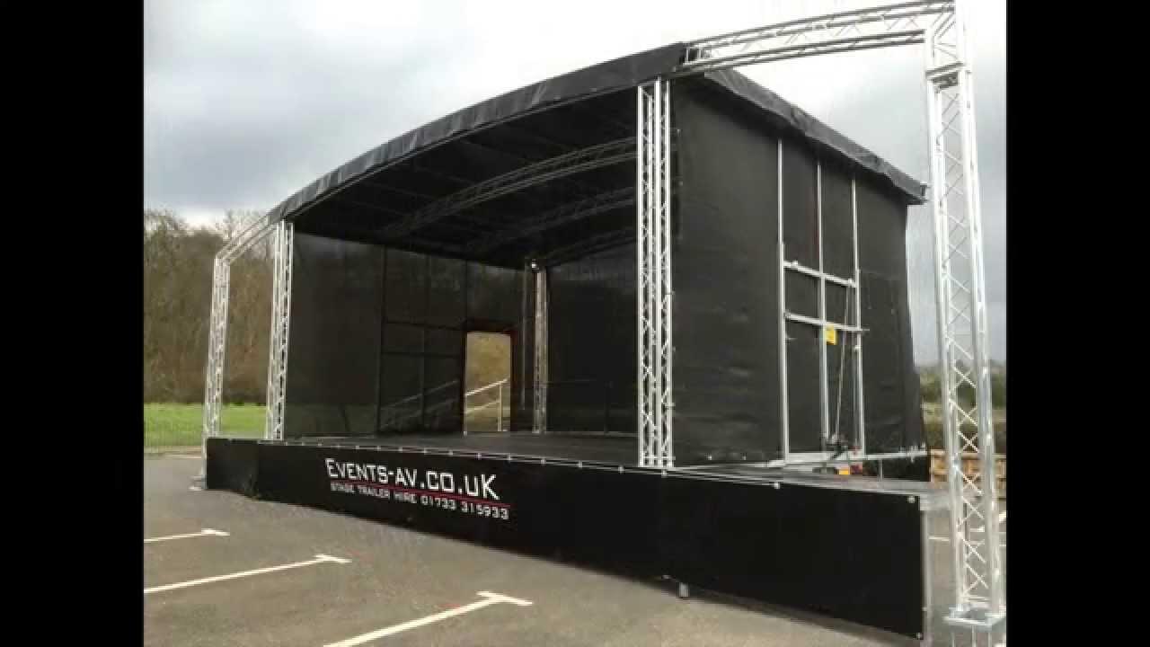 Lumex Stage Trailer