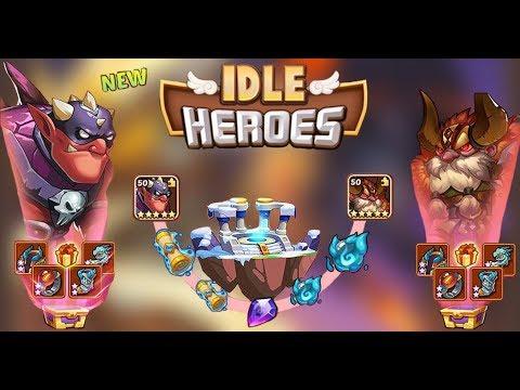 Idle heroes Fr #54 ► 450 summon + MAJ