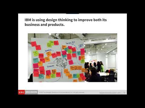 Strategic Innovation: The Power of Design Thinking in Business | SDG Decision Education Center