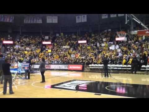 ESPN's 'College GameDay' comes to Koch Arena