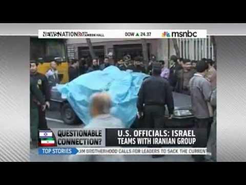 U.S. Officials: Israel Teams with People's Mujahedin of Iran