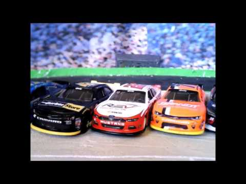 Perfect 8 Xfinity Series Season 1 Race 1 Highlights | Chandler