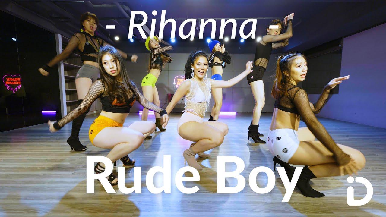 Rihanna Rude Boy Choreography