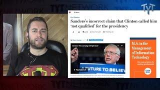 Why Media Is Obsessed w/ Bernie Sanders