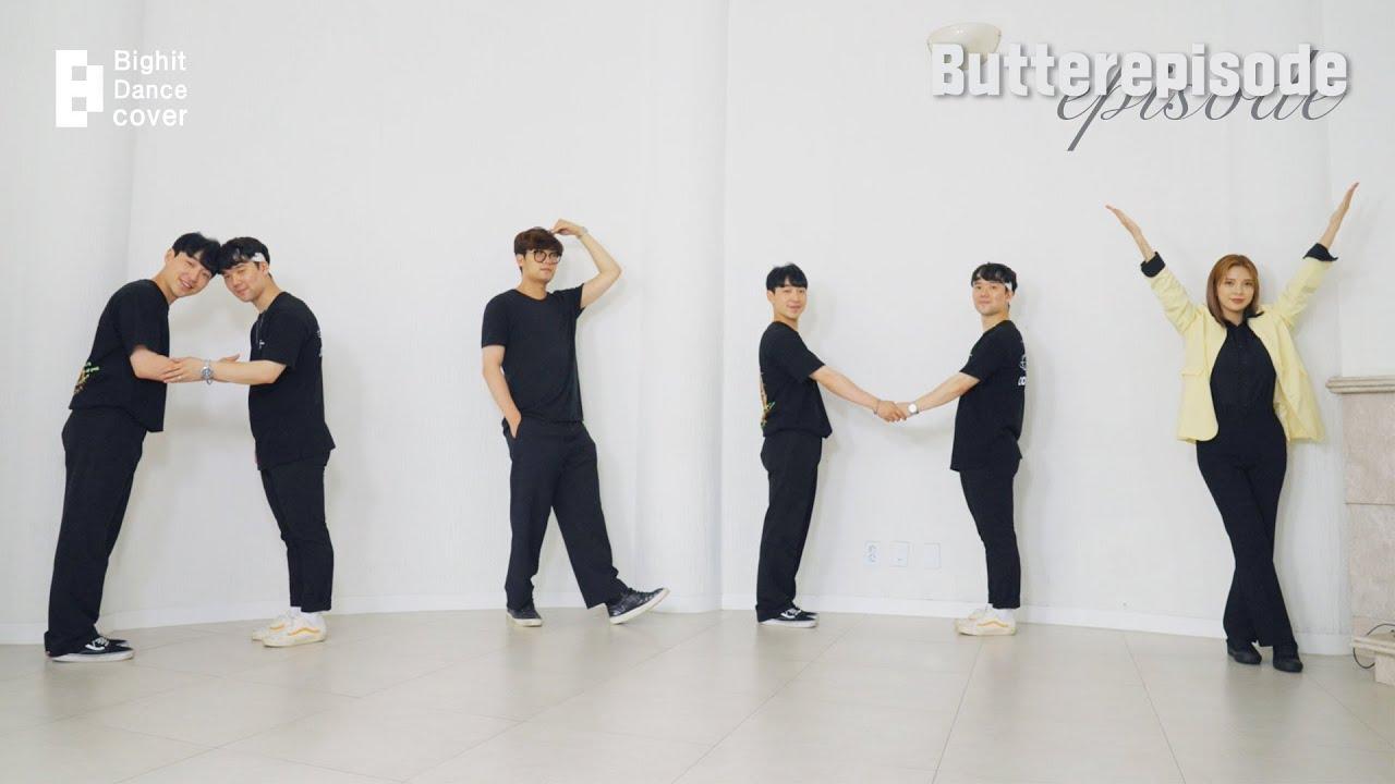 [EPISODE] BTS(방탄소년단)'Butter' Cover Video Shooting sketch