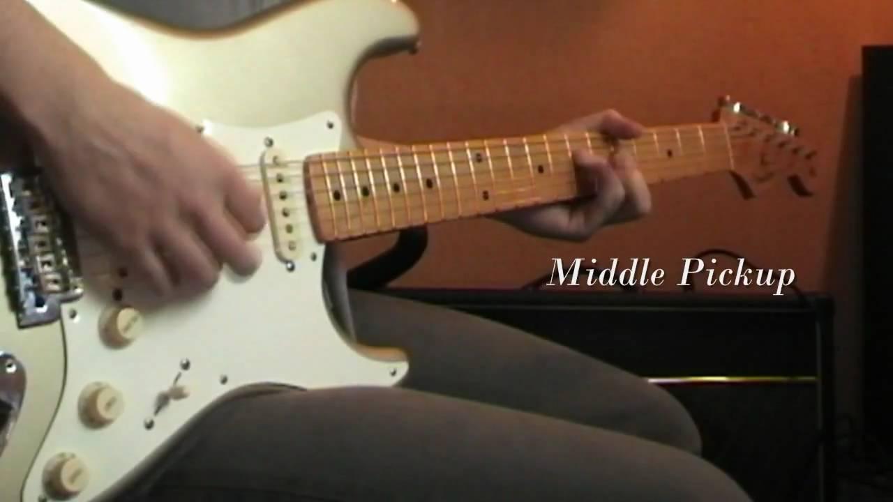 Anyone Else the Fender 57/62 Pickups? on