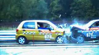 Daewoo Matiz 2002 vs ВАЗ Лада 112 2112 2002 112кмч 2004 11 01 За рулем