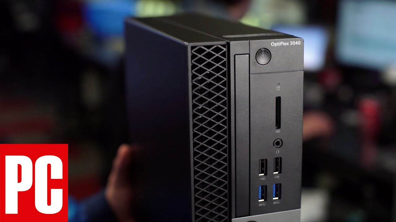 Dell Optiplex 3040 Small Form Factor Review - YouTube