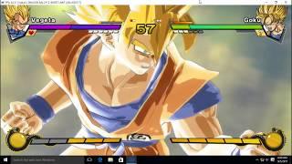 RPCS3 Dragon Ball Z Burst Limit (Using PS3 Emulator-Vulkan) getting 40-47 fps