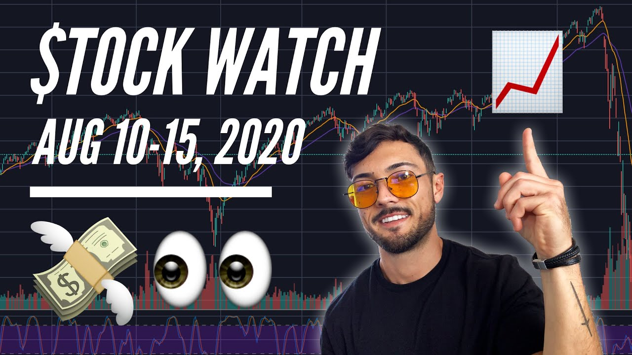 Stocks to Watch This Week: Earnings, Biotechs, Blockchain, Bitcoin, Gold & Silver