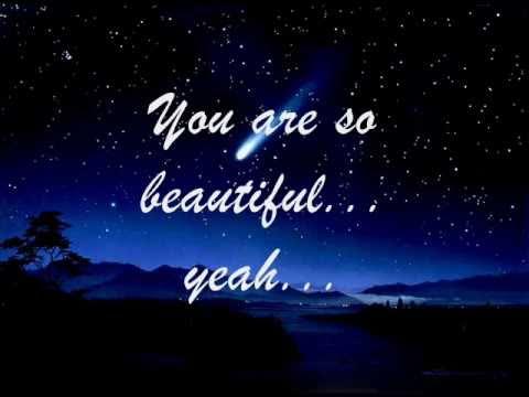 David Archuleta - Falling Stars w/ Lyrics on screen