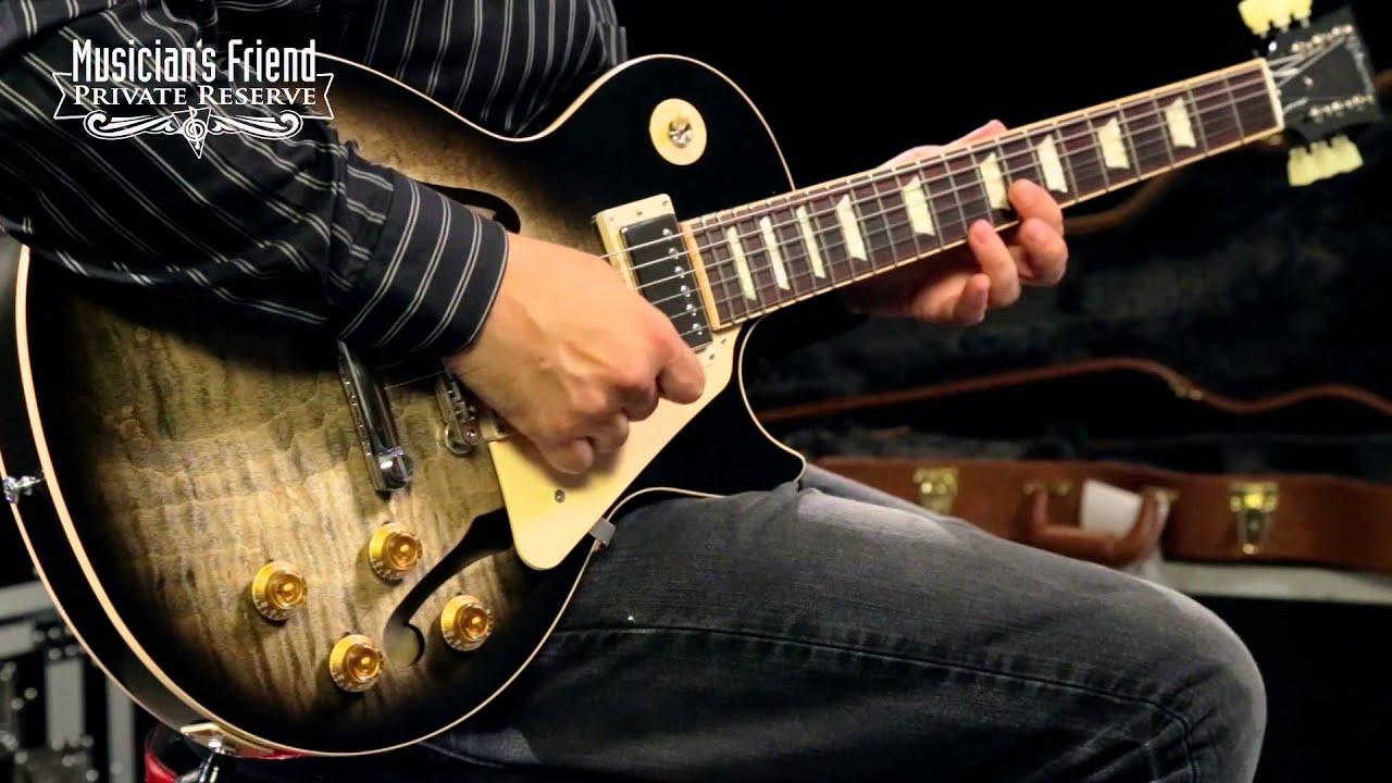 Gibson Les Paul Custom Semi Hollow 2003 Dodge Ram Window Switch Wiring Diagram 2015 Memphis Limited Run Es