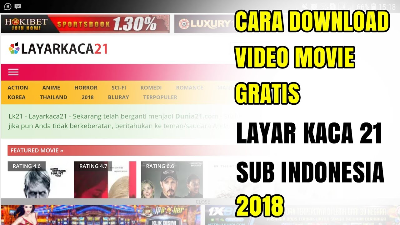 Tricks download video layar kaca 21 lk21 from computer pc and hp android march 2018