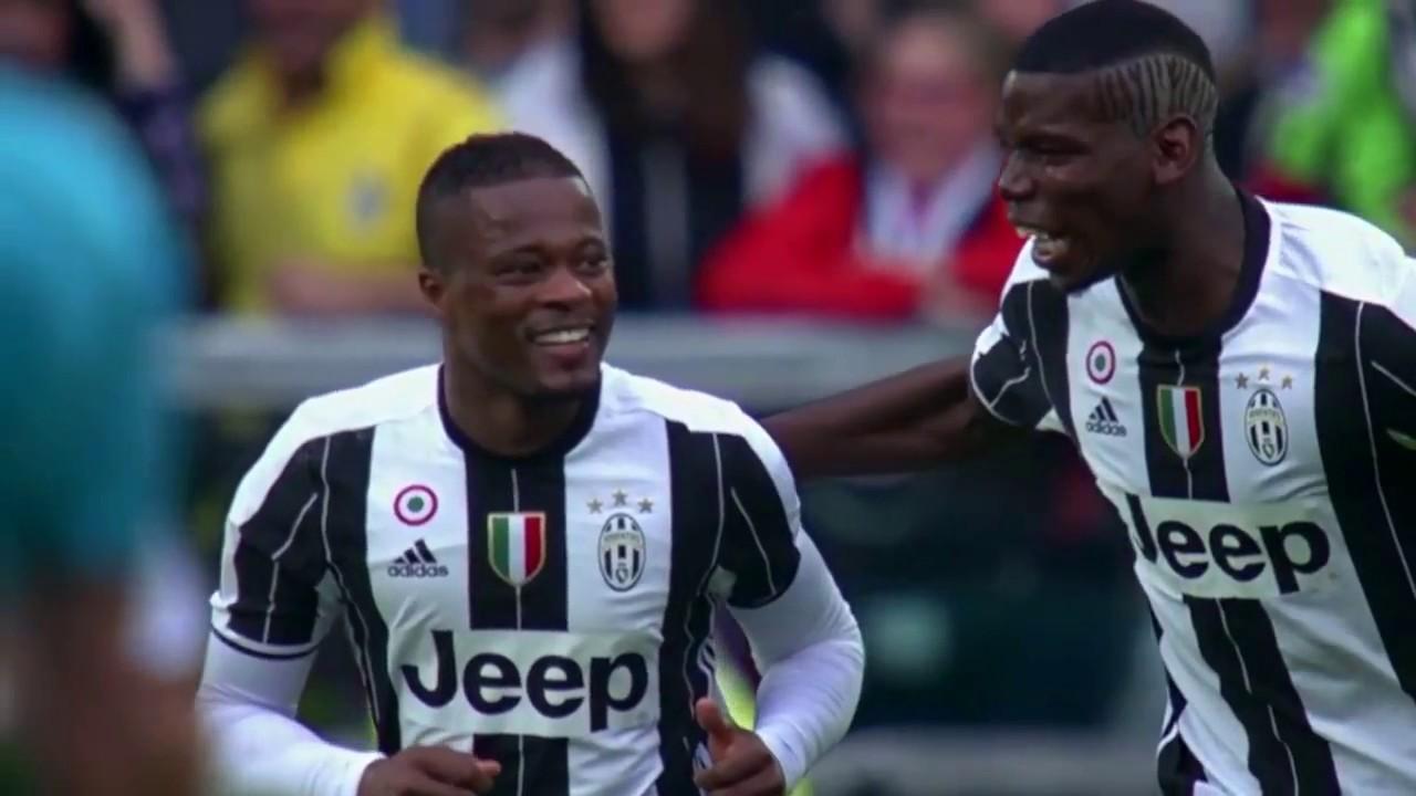 Patrice Evra Best Juventus Moments • Goodbye Evra