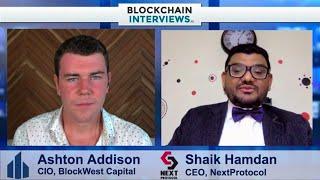 Shaik Hamdan, the CEO of NextProtocol | Blockchain Interviews