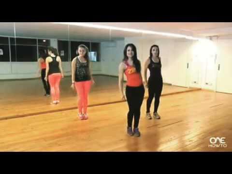Senam Aerobic BL mengecilkan perut dan paha - YouTube