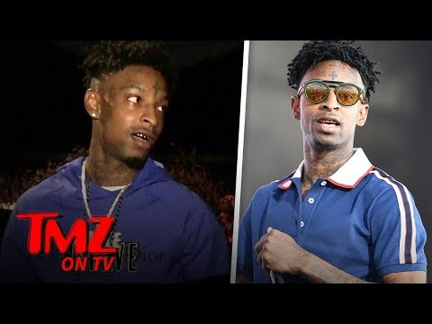 21 Savage's Visa Application May Have Triggered Arrest | TMZ TV Mp3