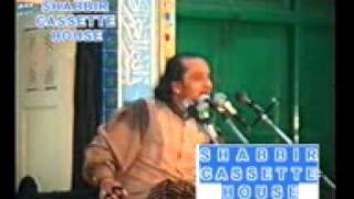 Majlis-Allama Irfan Haider Abidi Shaheed-(M 4) - P3/4