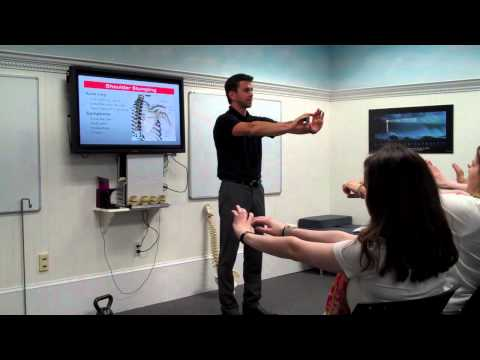 Ergonomics Body Signals Workshop