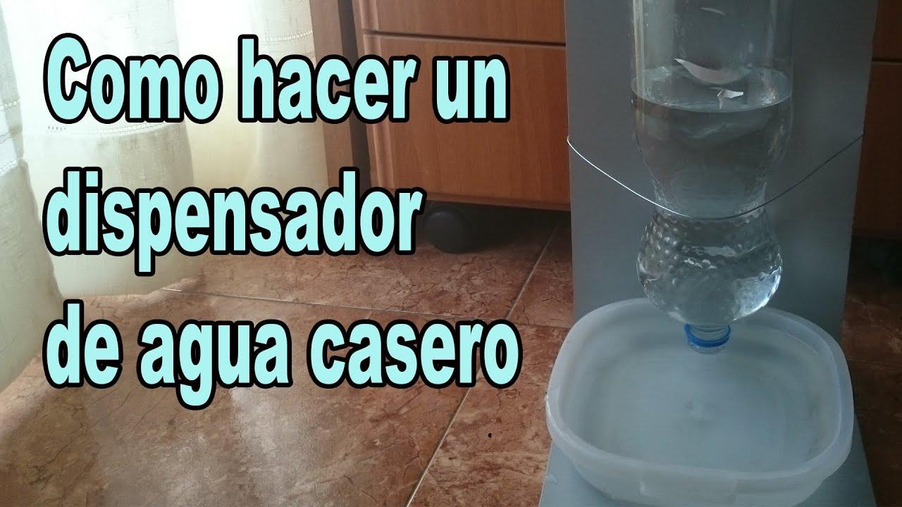 Como hacer un dispensador de agua para mascotas casero for Como hacer un criadero de carpas