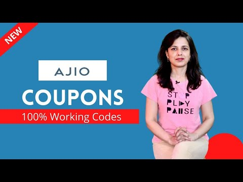Ajio Coupons 2020 | Get Up to 75% Off using Ajio Promo Codes | Ajio Online Shopping