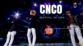 CNCO interpretó su single