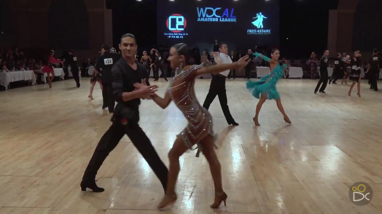 Nikita Pavlov & Ekaterina Sharanova (RUS) - Disney 2018 - Amateur Latin |  R2 Samba