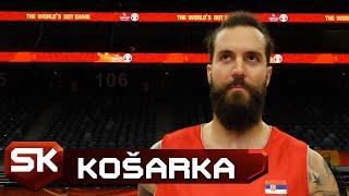 SK u Kini: Miroslav Raduljica Tokom Prvog Treninga u Fošanu   SPORT KLUB Košarka