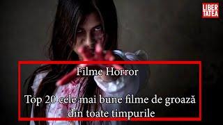 Filme Horror – Top 20 cele mai bune filme de groază din toate timpurile