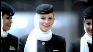 ETIHAD's first Global Campaign