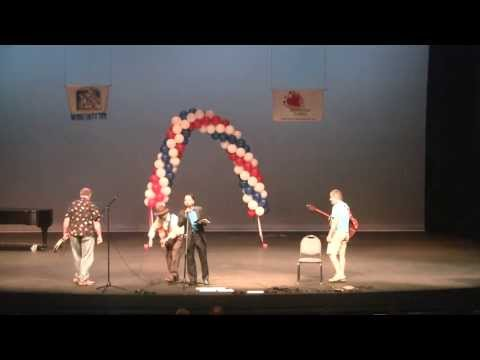 Saratoga's Got Talent 2013 GORY DETAILS Video 01/14