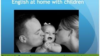 Урок 4 - Первые фразы малыша на английском