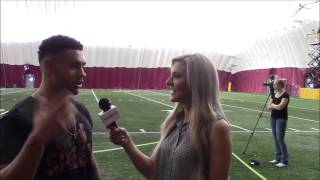 DevilsDigest TV: D.J. Foster Recaps Pro Day