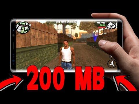 download GTA San Andreas Lite andro gamer in Hindi method