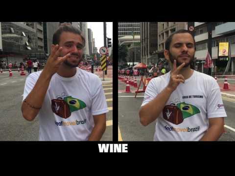 American Sign Language (ASL) V.S. Brazilian Sign Language (Libras)