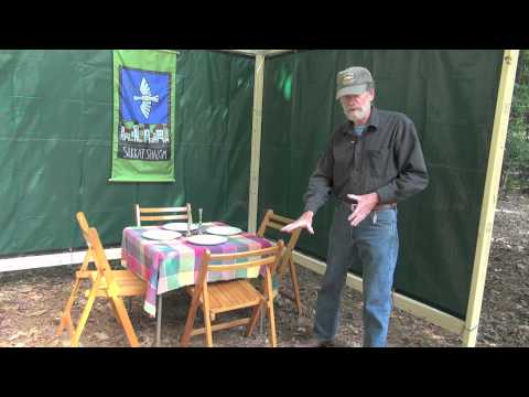 The Sukkah Project™ - Location and Size of Your Sukkah