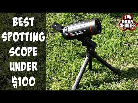 Best Spotting Scope Under $100 The Celestron C70