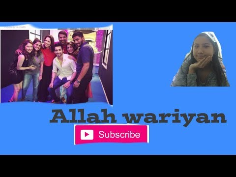 Lagu AllAh wariyan Abhi and pragya