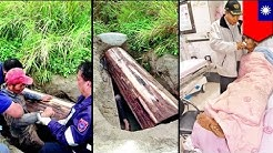 Lalaking nakulong sa kabaong ng anim na araw, nabuhay sa pag-inom ng sariling ihi!