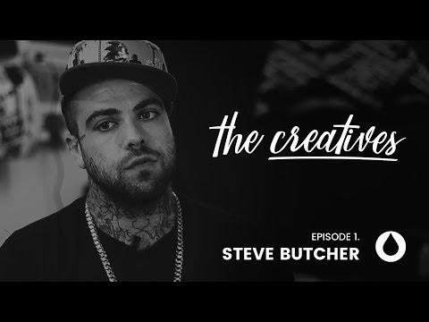 Steve Butcher Hyper Realistic Tattoo Artist - The Creatives