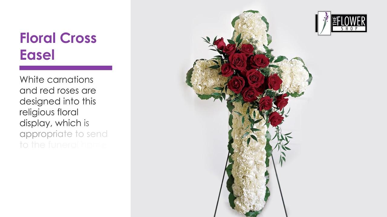 Experienced Florist In Charlottesville Va Elegant Funeral Flowers