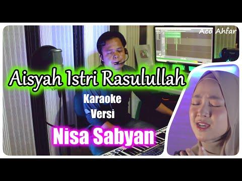 aisyah-istri-rasulullah---versi-nissa-sabyan-(-karaoke-cewek-)