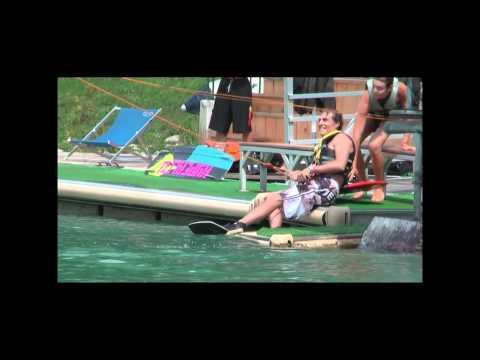 teleski idroscalo milano 800 mt di divertimentocon il wakeboard