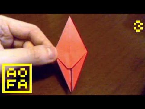 How To Make An Origami Frog Base R All 03 Youtube