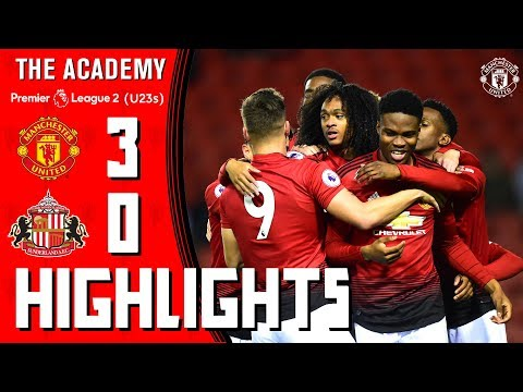 The Academy | Highlights | Manchester United 3-0 Middlesbrough thumbnail